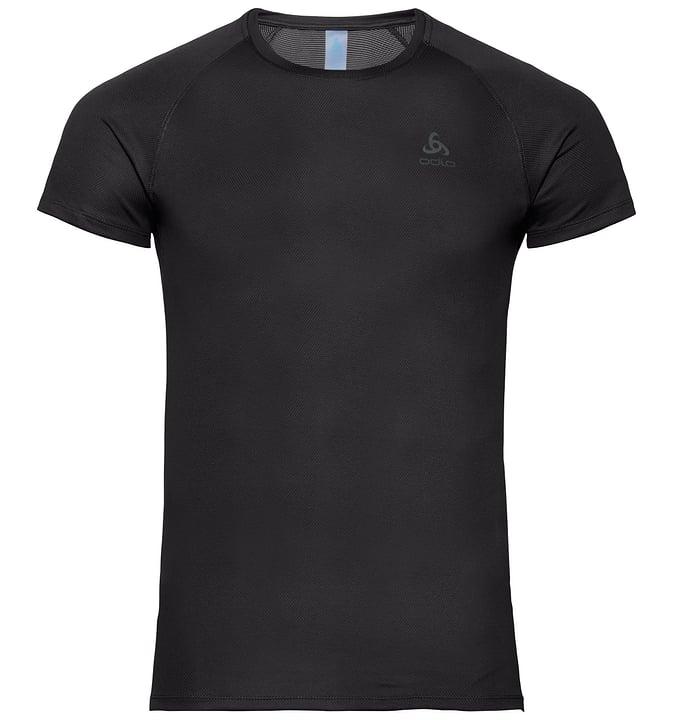 F-Dry Light Herren-Kurzarmshirt Odlo 477085700320 Farbe Schwarz Grösse S Bild-Nr. 1