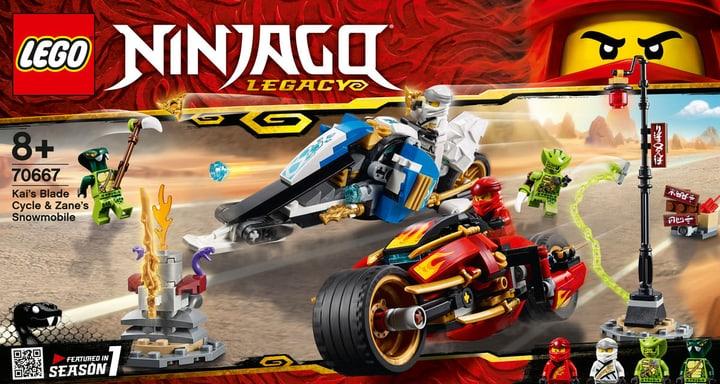 LEGO Ninjago 70667 La moto de Kai e 748709100000 Photo no. 1