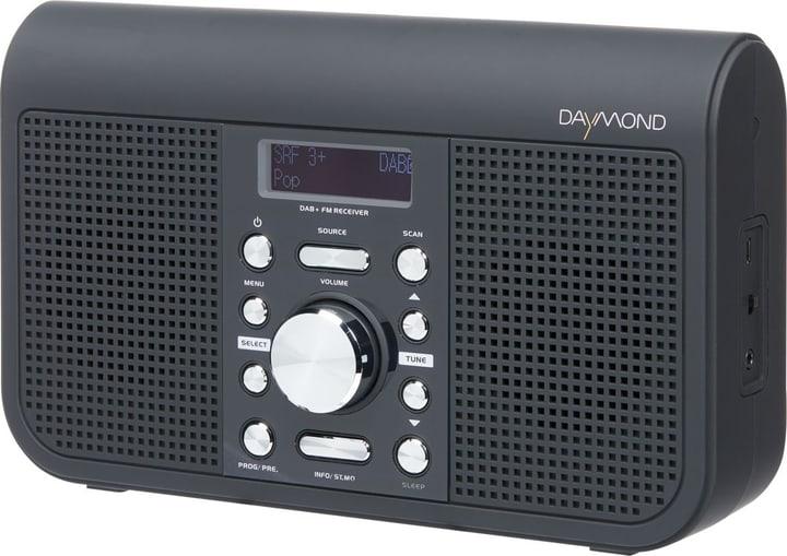 D.05.012 NX-35 - Schwarz Digitalradio DAB+ Daymond 773023200000 Bild Nr. 1