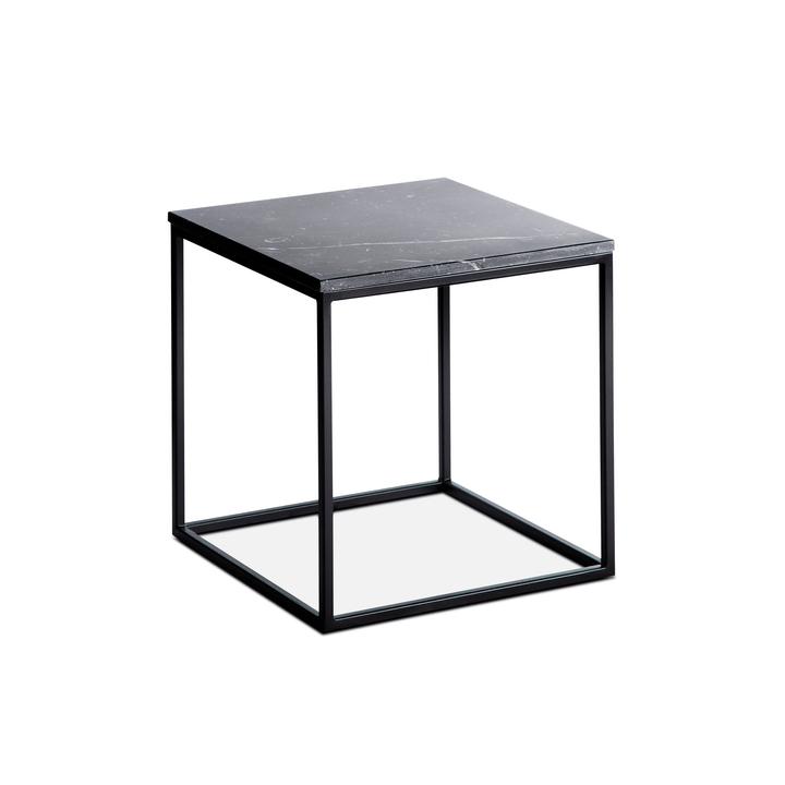 COFFEE table d'appoint 362227800000 Colore Nero varie fantasie Dimensioni L: 35.0 cm x P: 35.0 cm x A: 36.0 cm N. figura 1