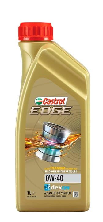 Olio motore Edge 0W-40 1L Castrol 620774800000 N. figura 1