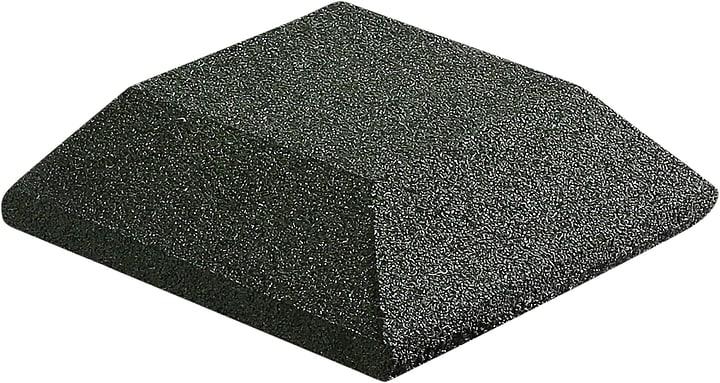 Elemento cuneiforme d'angolo verde 25x25 cm 647053900000 Colore Verde Taglio L: 25.0 cm x P: 25.0 cm x A: 4.5 cm N. figura 1