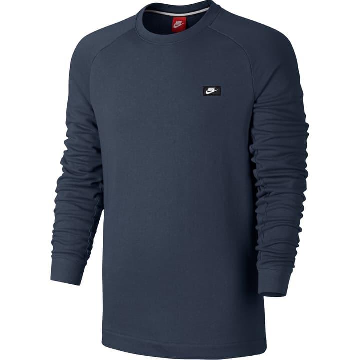 Sportswear Modern Crew Herren-Pullover Nike 462379600447 Farbe denim Grösse M Bild-Nr. 1