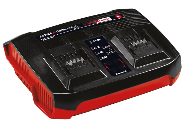 PXC-Power-X-Twincharger 3 A Chargeur Einhell 616097100000 Photo no. 1