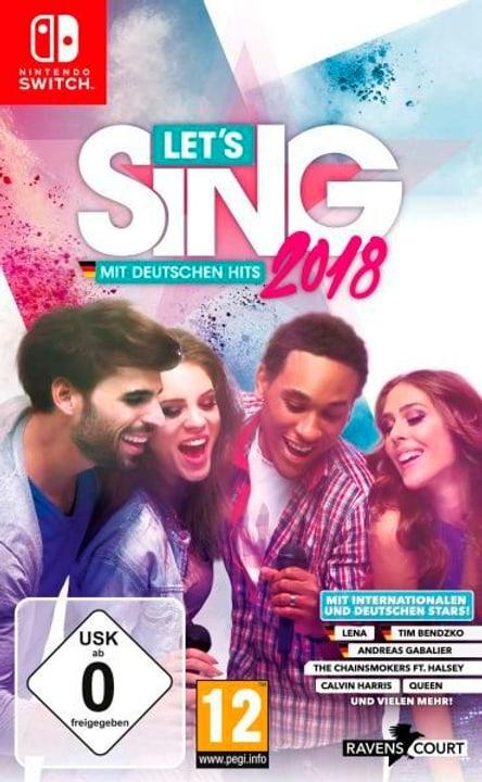 Switch - Let's Sing 2018 mit Deutschen Hits Box 785300129667 Bild Nr. 1