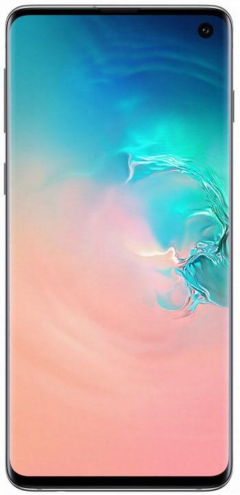 Galaxy S10 128GB Prism White Smartphone Samsung 794638600000 Bild Nr. 1