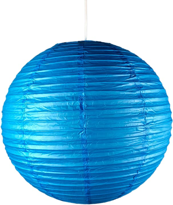 Sospensione China blu, rotonda Do it + Garden 615074600000 N. figura 1
