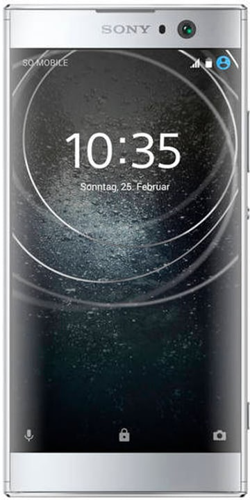 Xperia XA2 32GB silber Smartphone Sony 785300132422 Bild Nr. 1