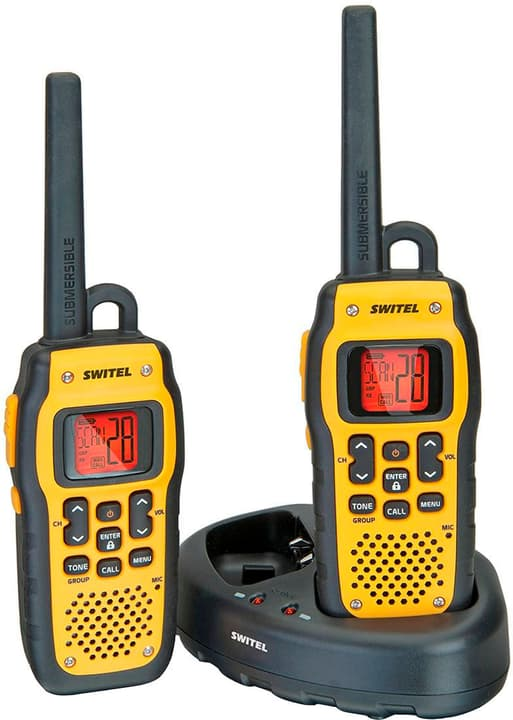 WTF 800 Waklie-Talkie Duo sommergibile Switel 785300126758 N. figura 1