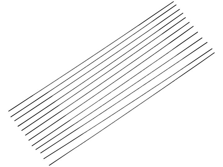 Laubsägeblätter für Holz Nr. 0 Comfort Lux 601221000000 Bild Nr. 1