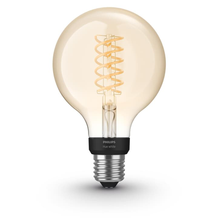 Hue white Filament clear G93 extension Philips 421074800000 Bild Nr. 1