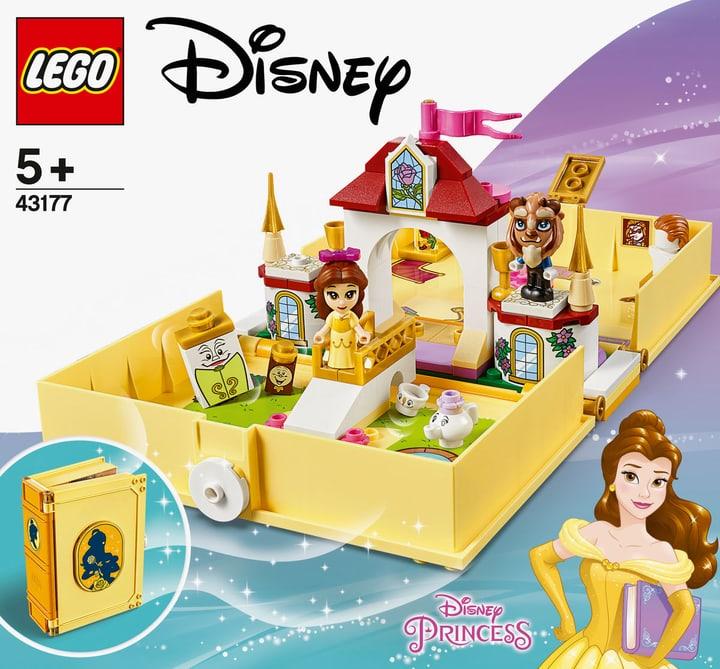 LEGO DISNEY 43177 Belle's Storybook 748728100000 N. figura 1