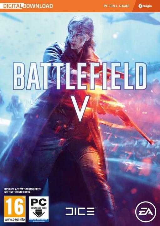 PC - Battlefield V Box 785300136912 Photo no. 1