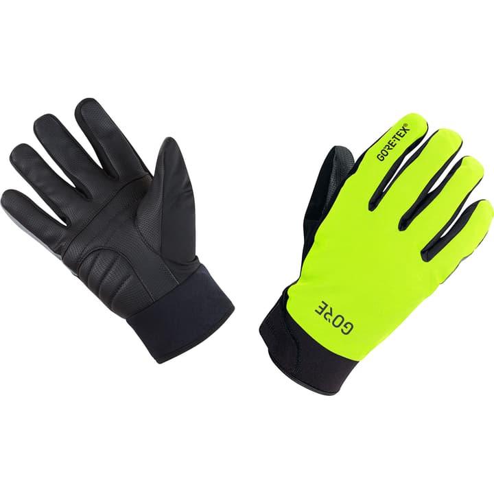C5 GORE-TEX® Thermo Gants Unisex-Bikehandschuhe Gore 463505308055 Farbe neongelb Grösse 8 Bild Nr. 1