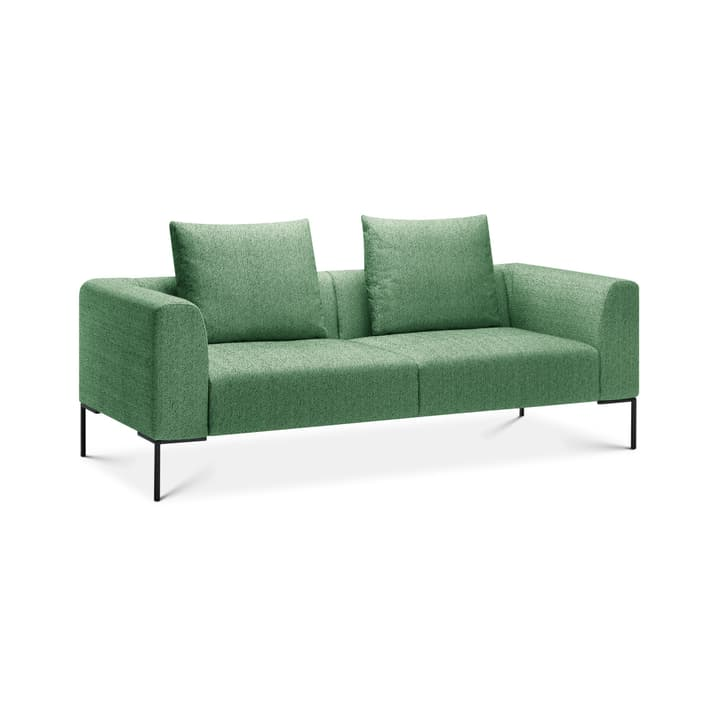 CATHIE Divano da 2.5 posti 366146825360 Colore Verde Dimensioni L: 208.0 cm x P: 97.0 cm x A: 94.0 cm N. figura 1