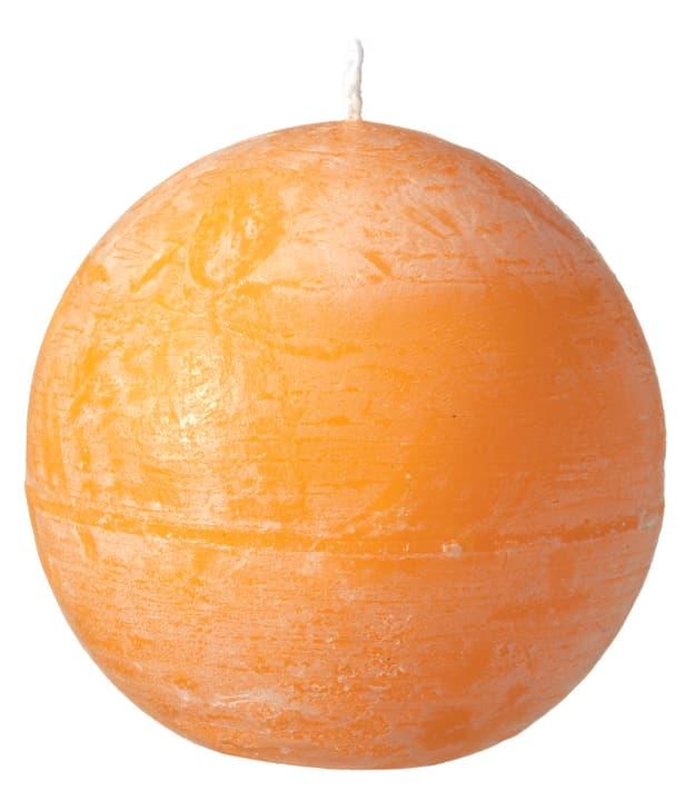 BAL Kugelkerze 440582901434 Farbe Orange Grösse H: 8.0 cm Bild Nr. 1