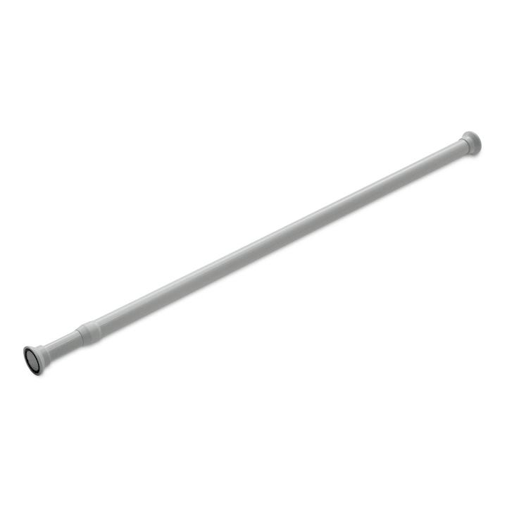 TUBE Barre rideau de douche 374055300000 Couleur Blanc Dimensions L: 135.0 cm x P: 25.0 cm x H: 25.0 cm Photo no. 1