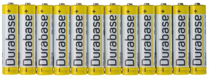 AAA / LR03 12 pièces pile Batterie Durabase 704744700000 Photo no. 1