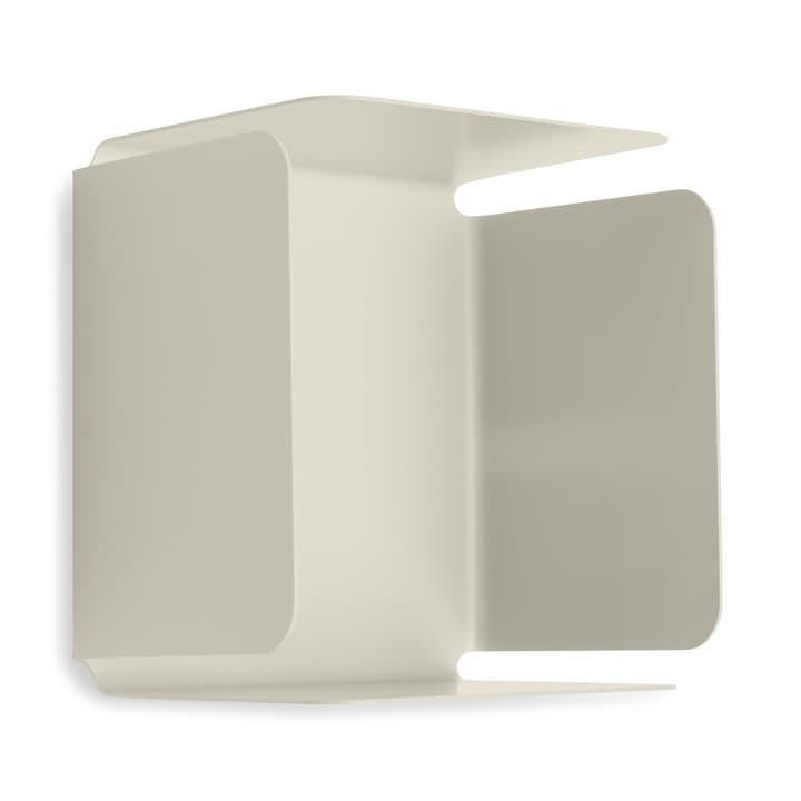 EVELINA Scaffale a muro 362245702012 Dimensioni L: 12.8 cm x P: 20.0 cm x A: 20.0 cm Colore Cream N. figura 1