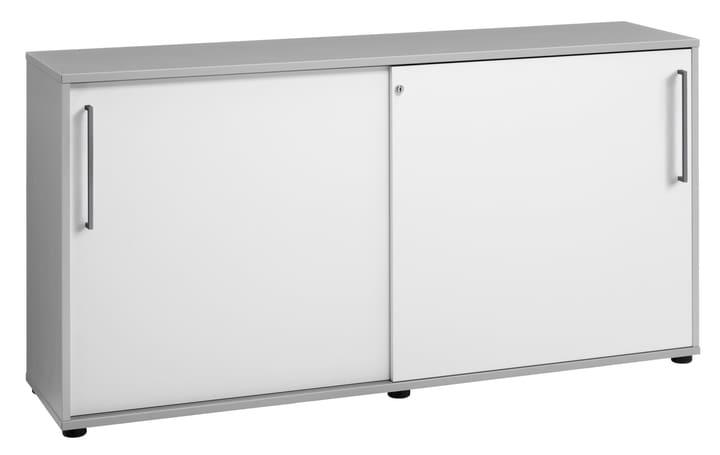 CONCEPT X Sideboard 401828900000 Grösse B: 156.2 cm x T: 40.6 cm x H: 79.3 cm Farbe Silberfarbig Bild Nr. 1