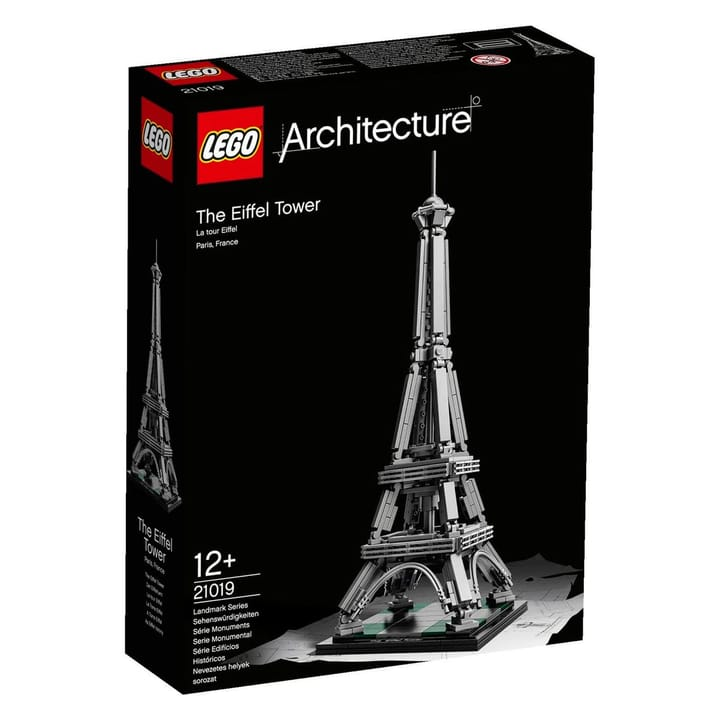 LEGO Architecture La tour Eiffel 21019 785300128031 Photo no. 1