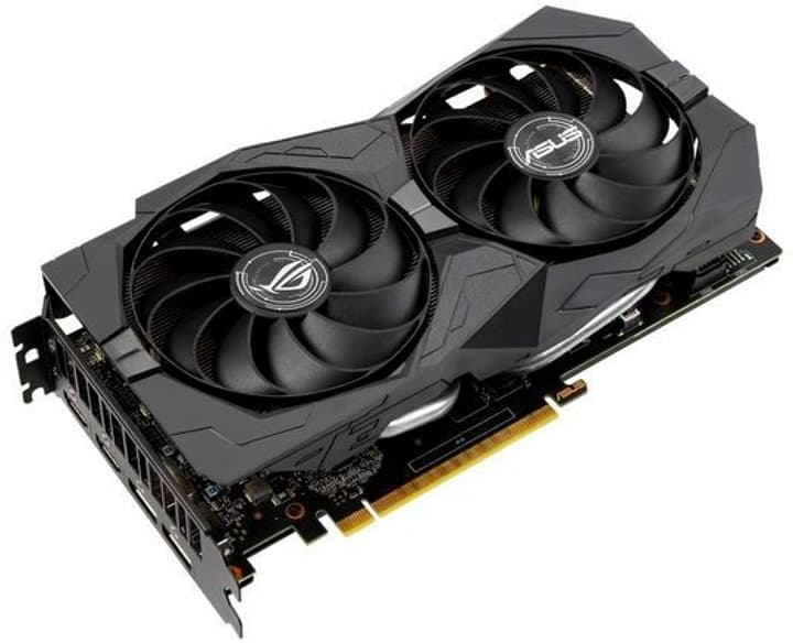 GeForce GTX1650 SUPER ROG STRIX A4G Card graphique Asus 785300149986 Photo no. 1