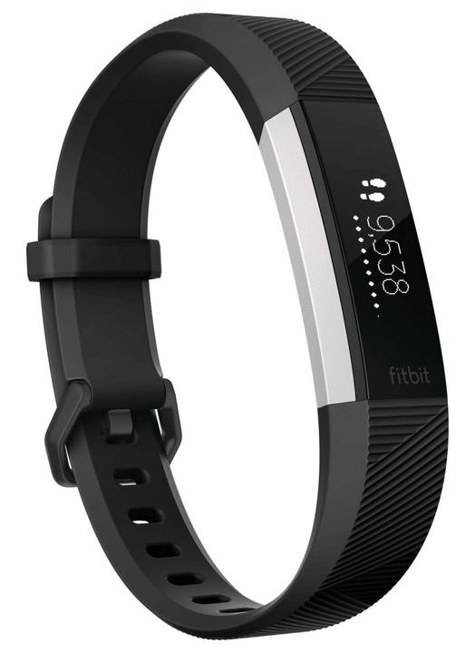 Alta HR noir Small Fitbit 798178100000 Photo no. 1