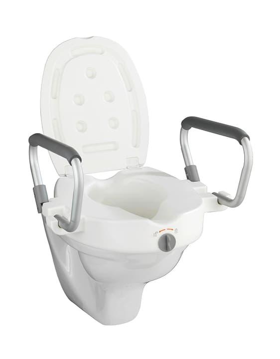 Sedile WC rialzato con braccioli Secura WENKO 675093800000 N. figura 1