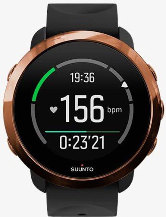 3 Fitness Copper Smartwatch Suunto 785300140392 Bild Nr. 1