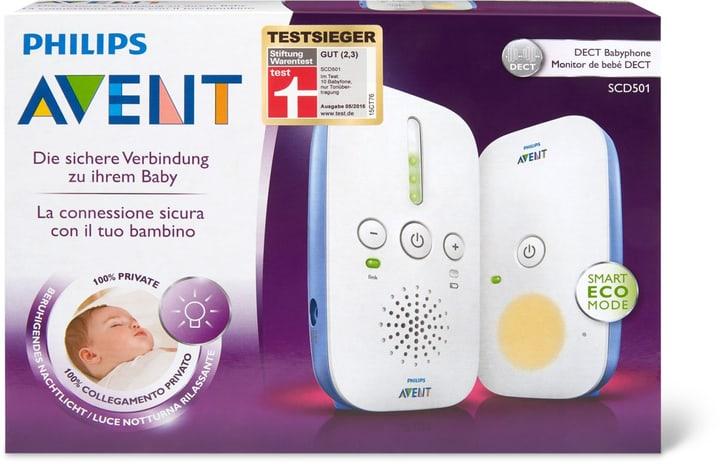 SCD501/00 DECT Babyphone Philips 785300124865 N. figura 1