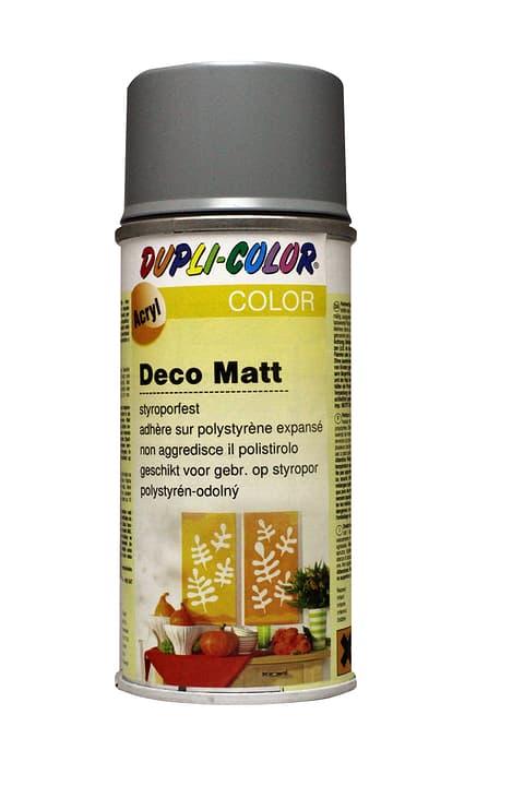 Peinture en aérosol deco mat Dupli-Color 664810003001 Couleur Gris Argent Photo no. 1