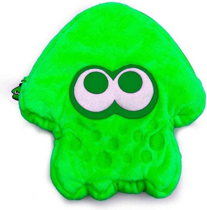Nintendo Switch Plush Pouch Splatoon 2 custodia Hori 785300129443 N. figura 1