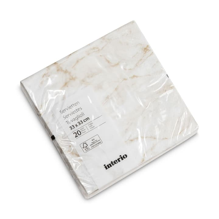 NAPKINS Serviettes en papier 393200300000 Photo no. 1