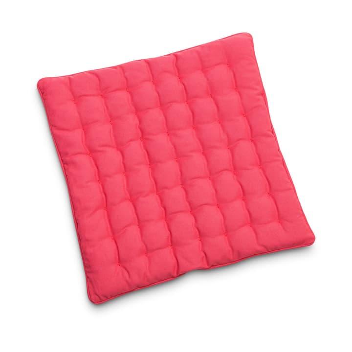 MIAMI Coussin d'assise 40x40 378107600000 Dimensions L: 40.0 cm x P: 40.0 cm x H: 3.0 cm Couleur Rouge clair Photo no. 1