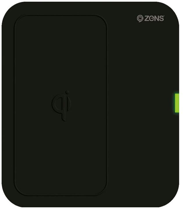 Single Wireless Charger (EU) noir Chargeur Zens 798602500000 Photo no. 1