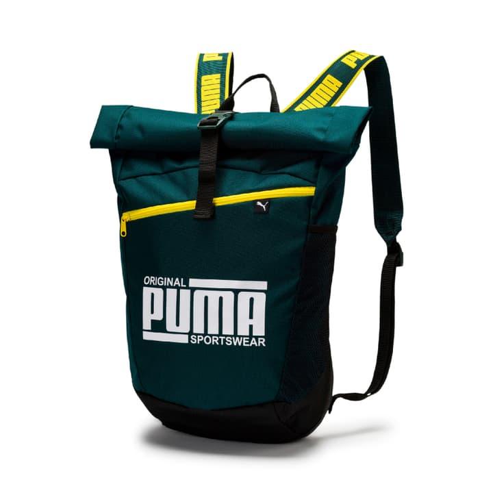 Sole Backpack Rucksack Puma 462396999963 Farbe Dunkelgrün Grösse one size Bild-Nr. 1