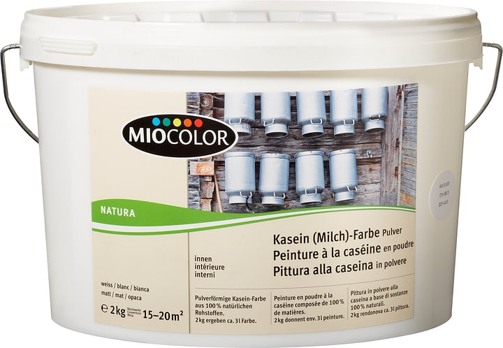 Miocolor Peinture à La Caséine En Poudre 2kg