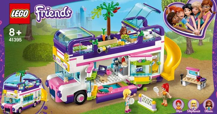 LEGO Friends 41395 Le bus de l'amiti 748726900000 Photo no. 1