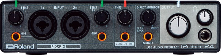 RUBIX24 Audio Interface Roland 785300150583 Photo no. 1