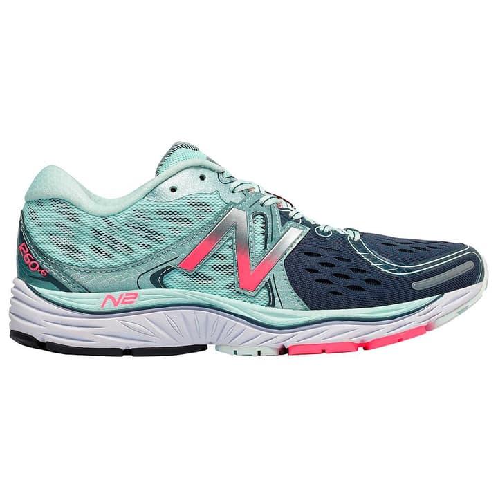 1260v6 2A Chaussures de course pour femme New Balance 462033637580 Couleur gris Taille 37.5 Photo no. 1