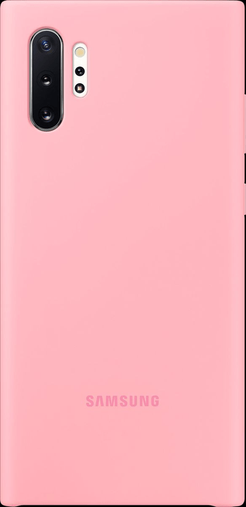 Silicone Cover pink Hülle Samsung 785300146427 Bild Nr. 1