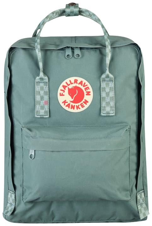 Kanken Bag Daypack Fjällräven 490957900069 Colore smeraldo N. figura 1