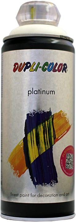 Platinum Spray matt Dupli-Color 660834300000 Farbe Cremeweiss Inhalt 400.0 ml Bild Nr. 1