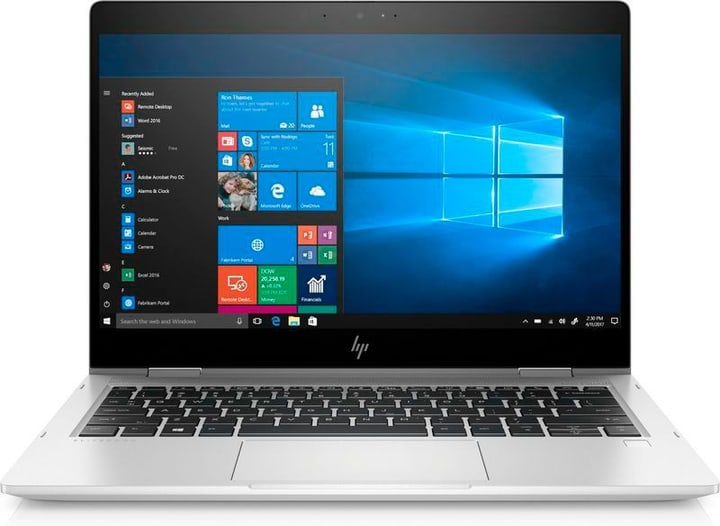 EliteBook x360 830 G6 6XD37EA Convertible HP 785300146162 Bild Nr. 1