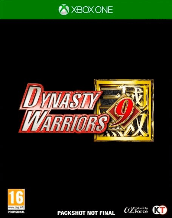 Dynasty Warriors 9 [XONE] (E/f) Fisico (Box) 785300131673 N. figura 1