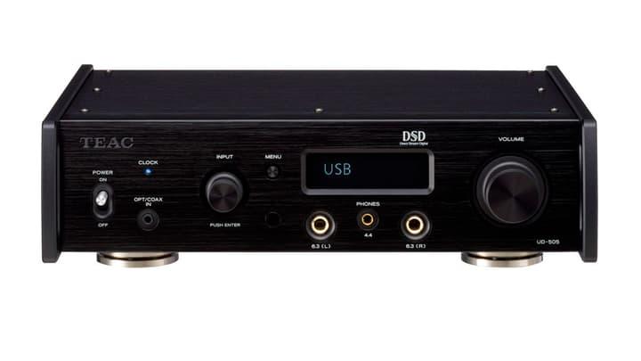 UD-505-B - Schwarz Kopfhörerverstärker TEAC 785300142051 Bild Nr. 1