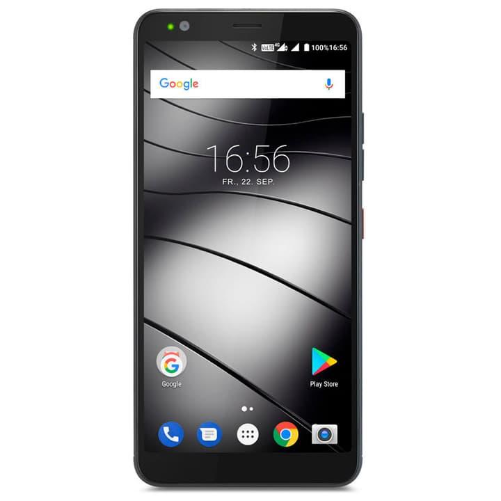 GS 370 Plus Dual SIM 64GB Jet Black Smartphone Gigaset 785300132433 N. figura 1