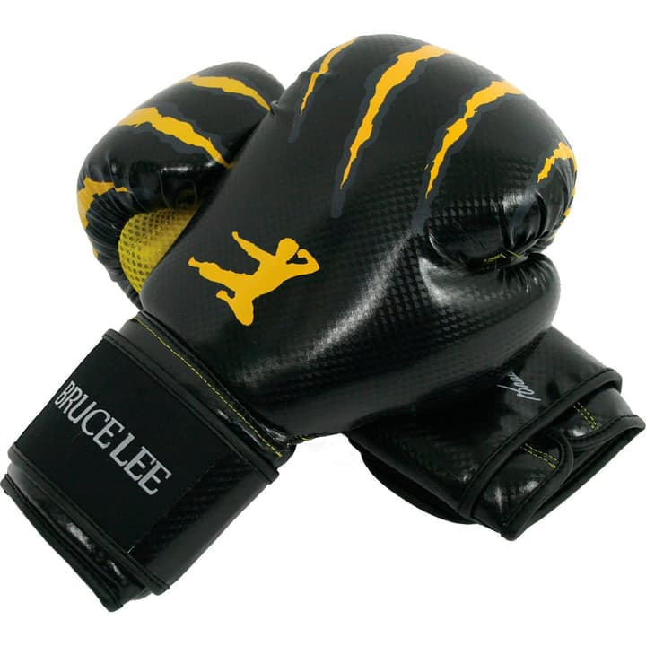 Gants de boxe 10 OZ avec fermeture velcro BRUCE LEE 463054600000 Photo no. 1