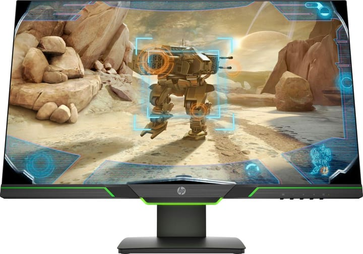 27xq Gaming Monitor Monitor HP 798482100000 Bild Nr. 1