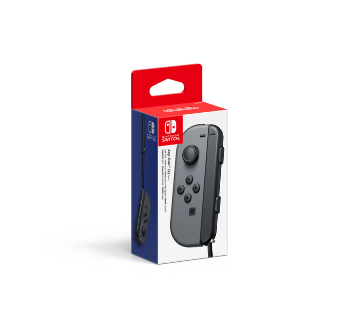 Switch Joy-Con (à gauche) gris Controller Nintendo 798084000000 Photo no. 1